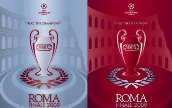 Logo Roma Finale 2009